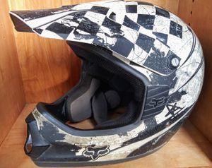 M* Fox motocross helmet for Sale in Spokane, WA