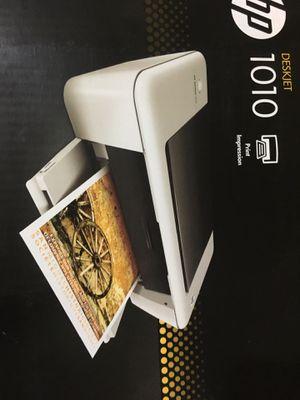HP1010 printer for Sale in Riverside, CA