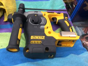 Sds rotary hammer dewalt 180 new for Sale in Los Angeles, CA