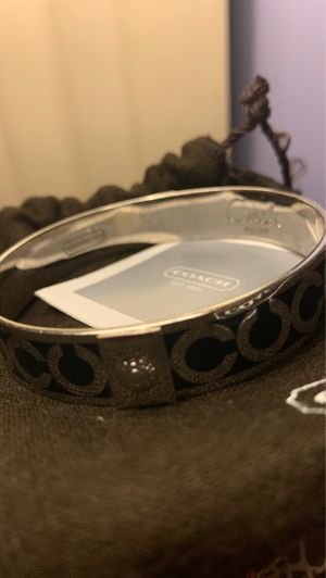 Coach Bangle Used for Sale in Chicago, IL