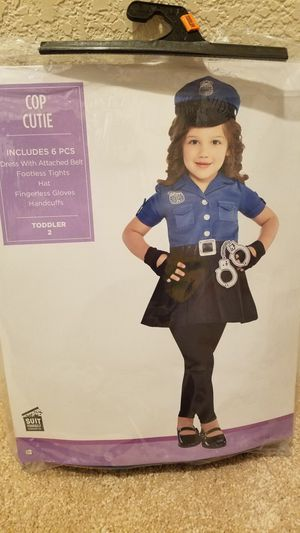 Halloween Cop costume for Sale in Pinole, CA