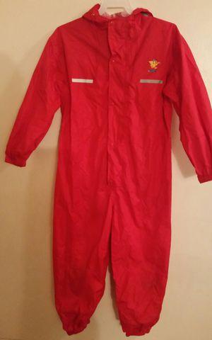 Rain suit weatherproof size 10 for Sale in Whittier, CA