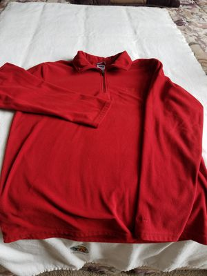 The north face 1/4 zip top shirt mens for Sale in Bellaire, MI