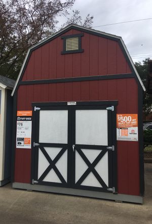 #566 Tuff Shed 10x12 TB700 Display Model for Sale in Bellaire, TX