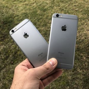 Two iPhone 6s Unlocked works for Any Company and overseas international any country. great condition works perfect . No scratches or cracks. for Sale in Wyckoff, NJ