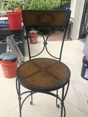 2 Bar stools for Sale in Palm Beach, FL