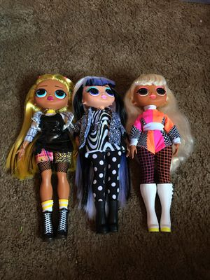 Lol dolls for Sale in Victorville, CA
