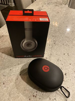 Beats Studio 2 Wireless Noise Cancelling for Sale in Warrenville, IL