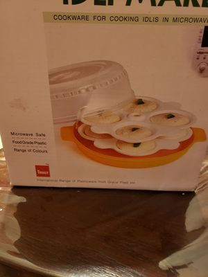 Brand New Microwave Idli Maker for Sale in North Brunswick Township, NJ