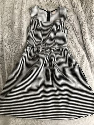 Black and white striped women's sundress. Merona size XS for Sale in Federal Way, WA