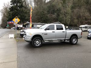 2013 Dodge 2500 SLT Gas!!! for Sale in kent, WA