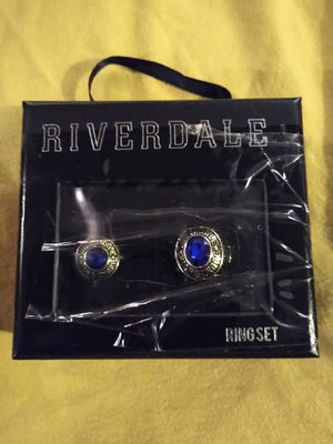 The TV show Riverdale class rings for Sale in Albuquerque, NM