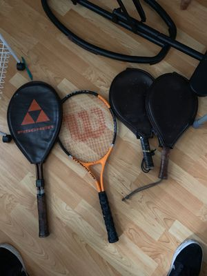 Tennis rackets for Sale in Safety Harbor, FL