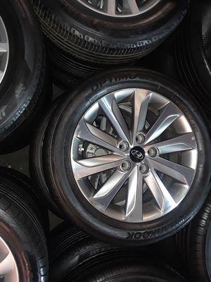 Sonata rims Elantra rims Genesis rims accent rims Tucson rims Sonata Wheels Elantra Wheels Genesis wheels Hyundai Wheels for Sale in Fullerton, CA