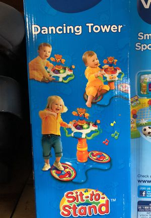 Sit to stand baby toy for Sale in Smyrna, TN