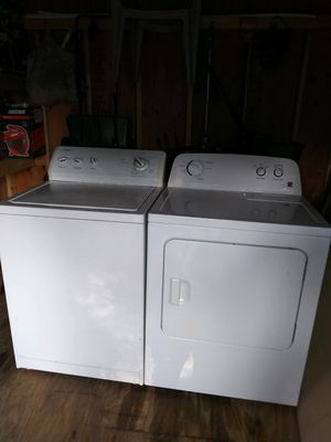 Sears kenmore washer and gas dryer for Sale in Beverly, NJ