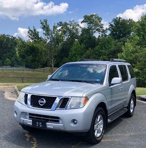 2009 Nissan Pathfinder 4WD SE OffRoad for Sale in Fairfax, VA