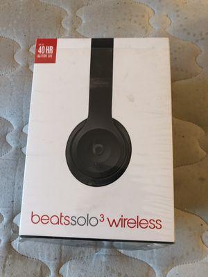 Beats solo 3 wireless like new for Sale in Sacramento, CA