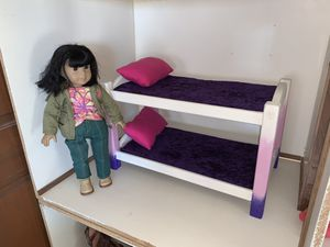 Bunk beds for American Girl dolls. for Sale in Wheat Ridge, CO