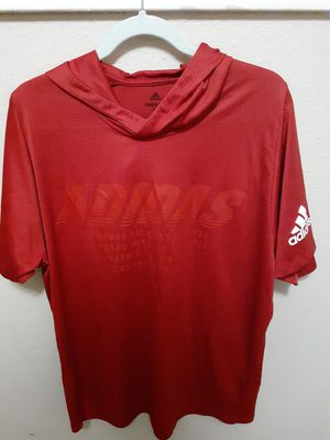 Adidas Hooded Training T for Sale in Victoria, TX