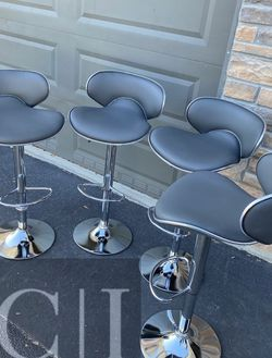 Brand New! $60 Each 4 Gray Bar Stools for Sale in Edgewood,  FL