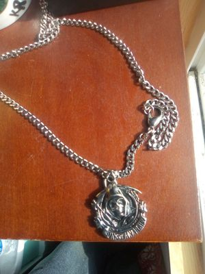 Stainless steal necklace - Sons of Ancharcy for Sale in Elma, WA