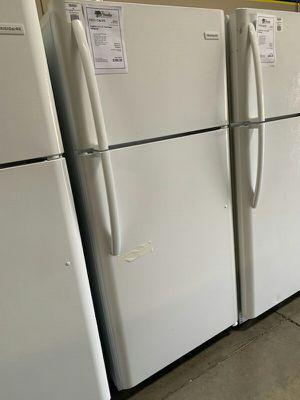 New Frigidaire White 18 CuFt Top Mount Refrigerator Fridge..1yr Manufacturers Warranty👆Paradise Appliance for Sale in Chandler, AZ
