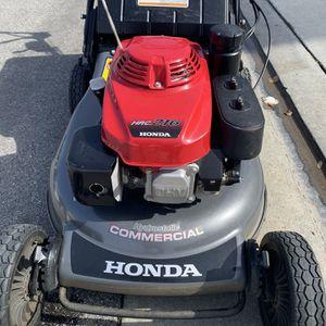 Lawnmower Honda Commercial for Sale in Yorba Linda, CA