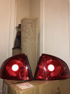 Nissan Sentra SE-R Spec V 2000-2006 Tail Lights for Sale in Flushing, NY