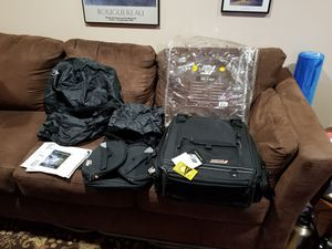 Riggs pack sting tour motorcycle luggage for Sale in US