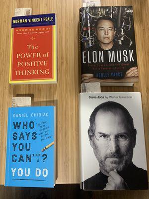 4 Novel Books for Sale in Richardson, TX