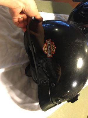 Harley Davidson, hex and other helmets for Sale in Severn, MD