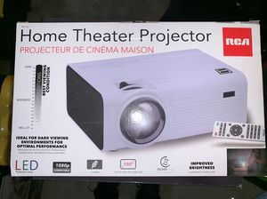 HOME THEATER PROJECTOR for Sale in Newark, NJ