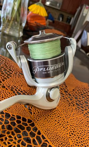 Pflueger Trion fishing reel for Sale in Miami Gardens, FL
