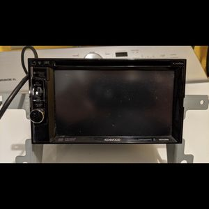 Kenwood Head Unit for Sale in Ladera Ranch, CA