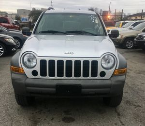 2006 jeep liberty 49k miles for Sale in Houston, TX