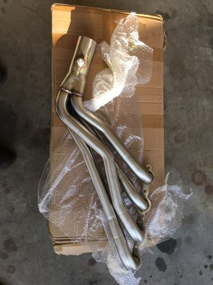 99-07 silverado stainless headers 4.8 5.3 6.0 for Sale in Santa Maria, CA