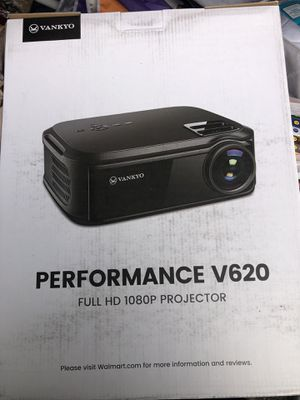 VANKYO Performance V620 Native 1080P Projector for Sale in San Diego, CA