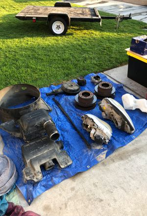 Chevy, Ford, Mercedes and Dodge Parts for Sale in Corona, CA