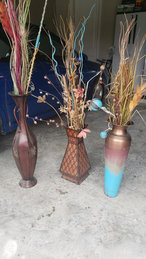 Decorative pieces almost new conditions. Make an fair offer for Sale in Humble, TX