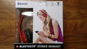 Craig Bluetooth Wireless Stereo Headset Headphones for Sale in Hannibal, MO