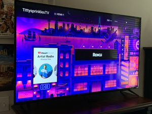"60"" Vizio 4K smart tv for Sale in Laurel, MD"