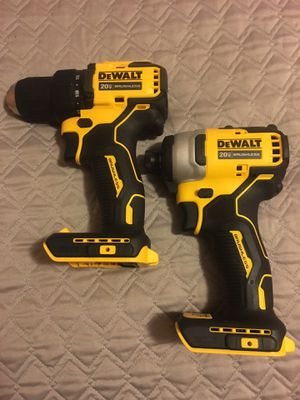 Dewalt 20V Brushless Drill Set for Sale in Myrtle Beach, SC