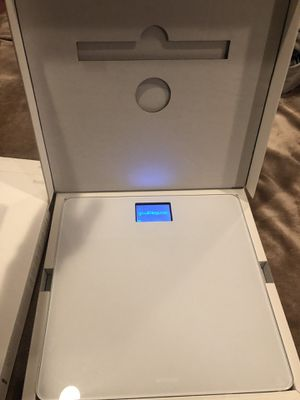 Nokia body scale for Sale in Los Angeles, CA