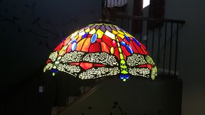 WAREHOUSE OF TIFFANY DRAGON FLY HANGING LAMP for Sale in Waddell, AZ