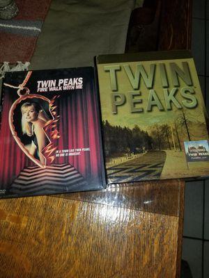 Twin peaks series and movie for Sale in Tarpon Springs, FL