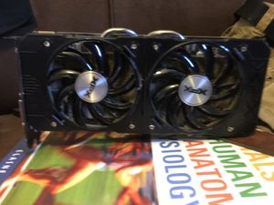 XFX Radeon R7 370 Double dissipation edition graphics card -4gb 256 bit 995 MHz for Sale in Fontana, CA
