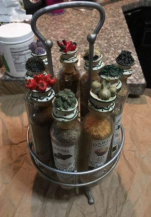 Cute Lazy Susan Spice Rack for Sale in Pomona, CA
