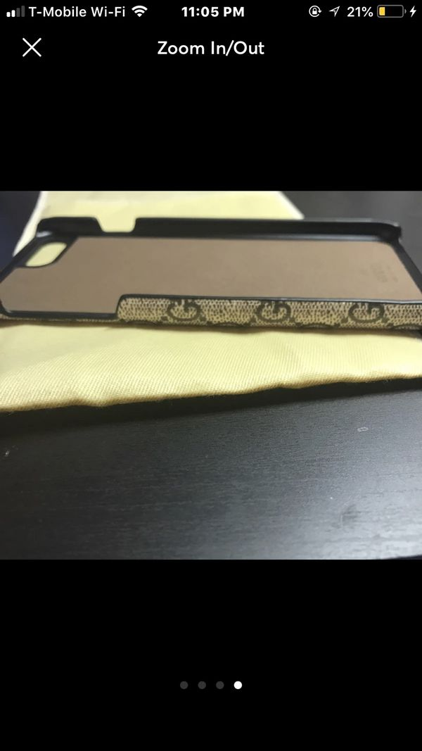 Gucci phone case for iPhone7Plus/8Plus