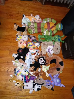 Plushies for Sale in Elmwood Park, IL